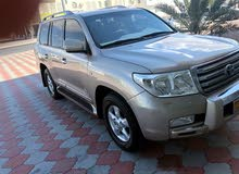 Toyota Land Cruiser 2008 For sale - Gold color