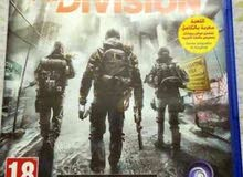 The Division PS4 عربي نظيف
