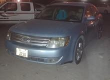 Gasoline Fuel/Power   Ford Taurus 2008
