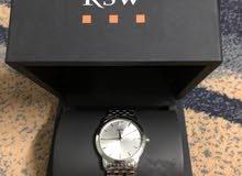 ساعة RSW أصليه جديدة