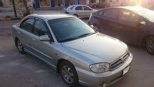 Silver Kia Spectra 2001 for sale