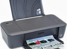 طابعه HP DESKJET 1000 تدعم نظام xp و vista و windows 7 و Mac OS X v10.5, v10.6
