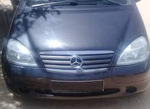 Mercedes Benz A 140 car for sale 2002 in Tripoli city