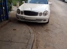 km mileage Mercedes Benz E 320 for sale