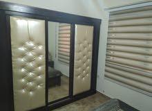 Al Rahebat Al Wardiah neighborhood Irbid city - 100 sqm apartment for rent