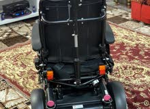 كرسي كهربائي الماني جديد حيل مواصفات هواي