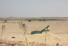 للبيع ارض بمساحه 1000 فدان