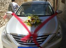 سيارة للايجار سناتا 2010