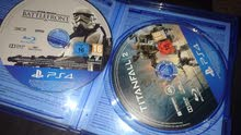 Titanfall 2 & Star wars battlefront PS4