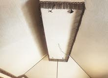 مشب نار قرميد بيوت شعر مظلات تلبيس قماش قرميد