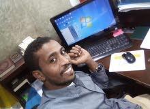 سوداني ذو كفاءة عاليه يبحث عن عمل