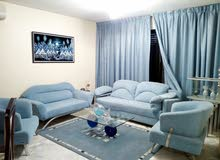 للإيجار شقة سوبر ديلوكس في منطقة الرابية 3 نوم مساحة 212 م² - ط ارضي