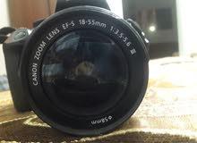 كاميره كانون للبيع 1200D