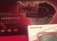 نظارة الواقع الافتراضي Homido VR