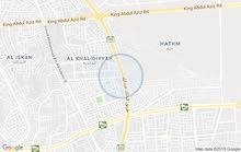 عمارة تجارية في طريق المدينة على طريق الملك عبدالله