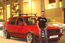 Gasoline Fuel/Power   Volkswagen Golf 1990