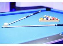 بليارد Billiards table
