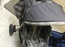 Baby stroller and car seat for sale
