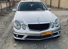 km Mercedes Benz E500 2004 for sale