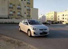 Hyundai Accent 2016 (Blue)