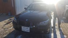 Used condition BMW 525 2007 with +200,000 km mileage