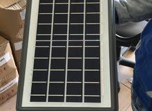 بيع وتركيب وصيانة LED انارة يعمل عل الطاقة الشمسية مع بطارية من دون إمدادات