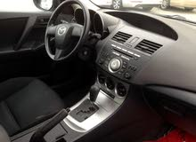 Mazda 3 car for sale 2010 in Amman city