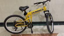 دراجه همر قابله للطي ب399