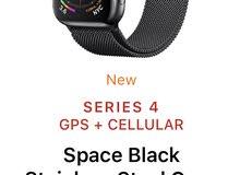 apple watch series 4 ( GPS+Cellular) ابل ووتش 2018