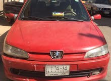 Red Peugeot 306 2000 for sale