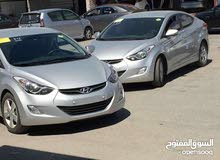 Hyundai Elantra 2016 For Rent - Grey color