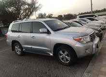 Toyota Land Cruiser 2013 V8