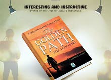 The Golden Path book is for sale