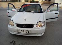 Used condition Hyundai Accent 2004 with 0 km mileage