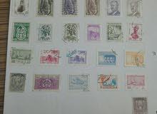 طوابع سوريه ( الستينيات و السبعينيات)