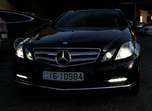 For sale 2010 Black E 250