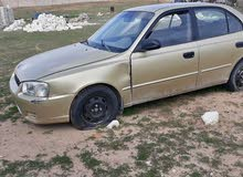Manual Beige Hyundai 2003 for sale