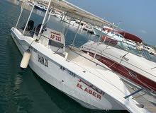 قارب صيد و نزهة