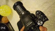 كاميرا فوجي فيلم Finepix  hs35exr بكامل مشتملاتها بحاله الزيرو