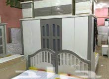 غرف نوم وطني جديده شامل التوصيل والتركيب