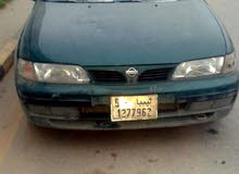 Grey Nissan Almera 1998 for sale