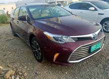 Used condition Toyota Avalon 2016 with 1 - 9,999 km mileage