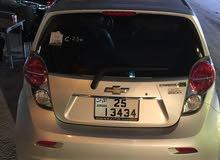 سيارة شيفر سبارك مديل 2015 كهرباء فحص كامل 7 جيد حرة بتاريخ 29/10/2018 رقم مميز فرش جلد