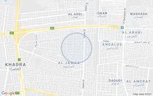 قطعه ارض 120 متر واجهه خمسه الاربع  بشارع ماما ايمن محله 635