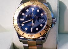rolex yacht master two tone