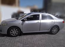 Toyota Corolla 2010 For Rent