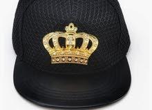 casquette hip hop Royal King Crown