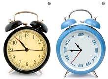 ساعة كلاسيكية