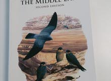 [Ornithological Field Guide] Birds of the Middle East by Porter & Aspinall