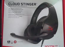 سماعات CLOUD STINGER - HYPERX